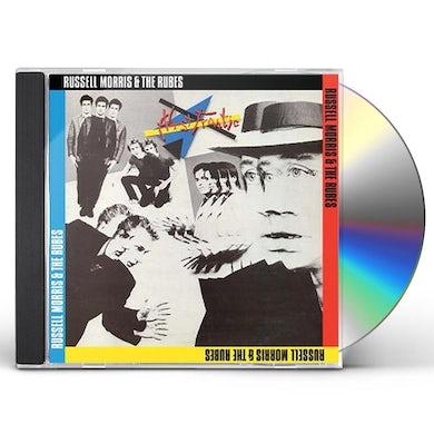 Russell Morris ALMOST FRANTIC CD