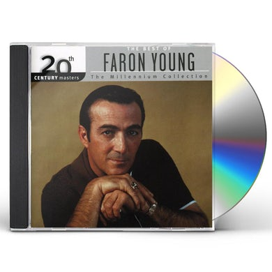 Faron Young 20TH CENTURY MASTERS: MILLENNIUM COLLECTION CD