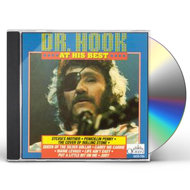 Dr Hook AT HIS BEST CD
