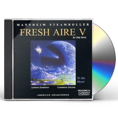 Mannheim Steamroller FRESH AIRE 5 CD