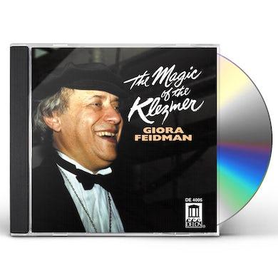 Giora Feidman MAGIC OF THE KLEZMER CD