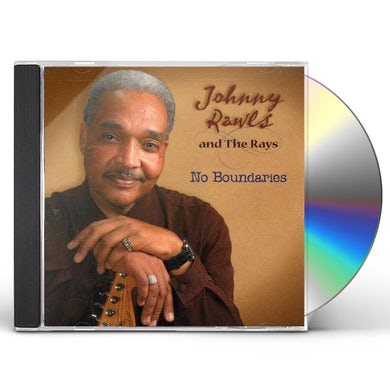 Johnny Rawls NO BOUNDRIES CD