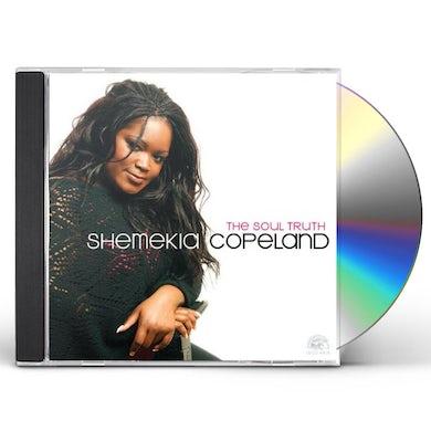 Shemekia Copeland SOUL TRUTH CD