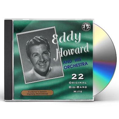 Eddy Howard PLAY 22 ORIGINAL BIG BAND RECORDINGS CD