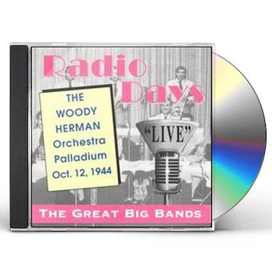 Woody Herman PALLADIUM CD