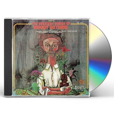 Woody Guthrie GREATEST SONGS 1 CD