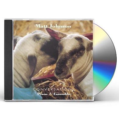 Matt Johnson CONVERSATIONS CD