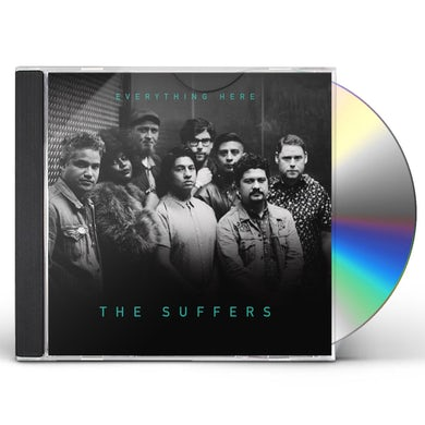 SUFFERS EVERYTHING HERE CD