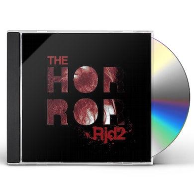 Rjd2 HORROR CD
