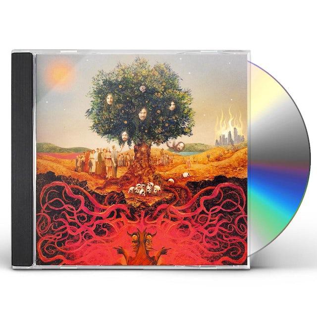 Opeth HERITAGE CD