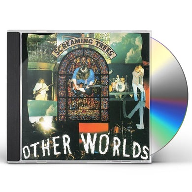 Screaming Trees OTHER WORLDS CD