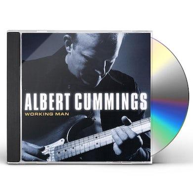 Albert Cummings WORKING MAN CD