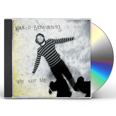 Marco Benevento ME NOT ME CD