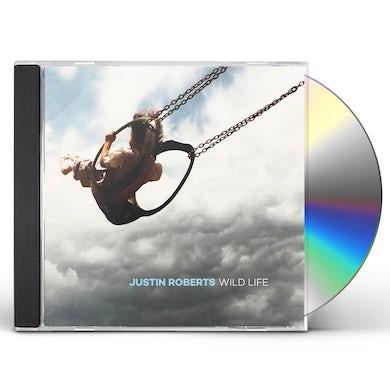 Justin Roberts WILD LIFE CD