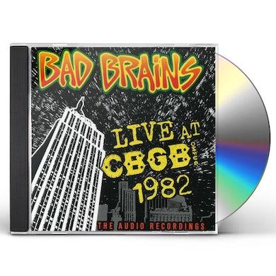 Bad Brains LIVE CBGB 1982 CD