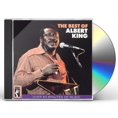 Albert King BEST OF CD