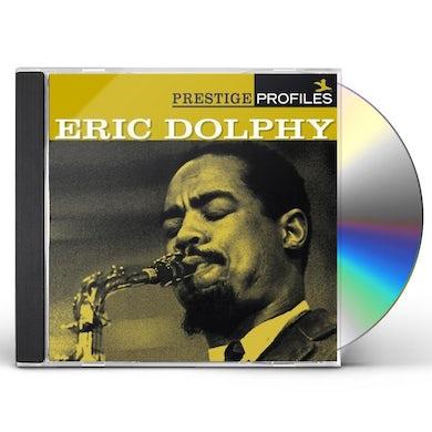 Eric Dolphy PRESTIGE PROFILES 5 CD