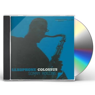Sonny Rollins SAXOPHONE COLOSSUS CD