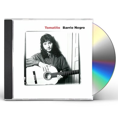 Tomatito BARRIO NEGRO CD
