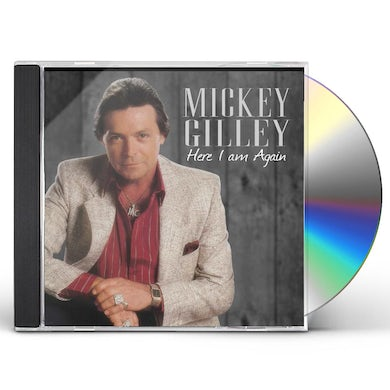 Mickey Gilley HERE I AM AGAIN CD