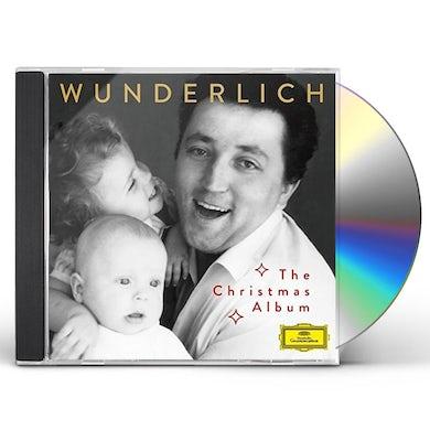 Fritz Wunderlich CHRISTMAS ALBUM CD