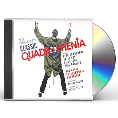 Pete Townshend Classic Quadrophenia (CD/DVD Combo)(Deluxe Edition) CD