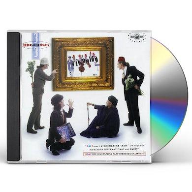 3 Mustaphas 3 BAM: BIG MUSTAPHAS PLAY STEREOLOCALMUSIC CD