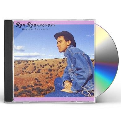 Ron Romanovsky HOPEFUL ROMANTIC CD