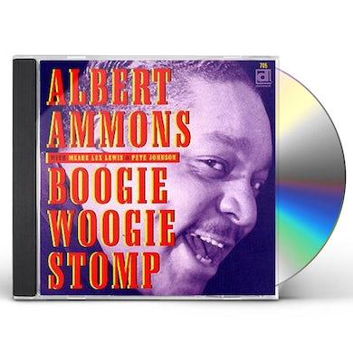 Albert Ammons BOOGIE WOOGIE STOMP CD