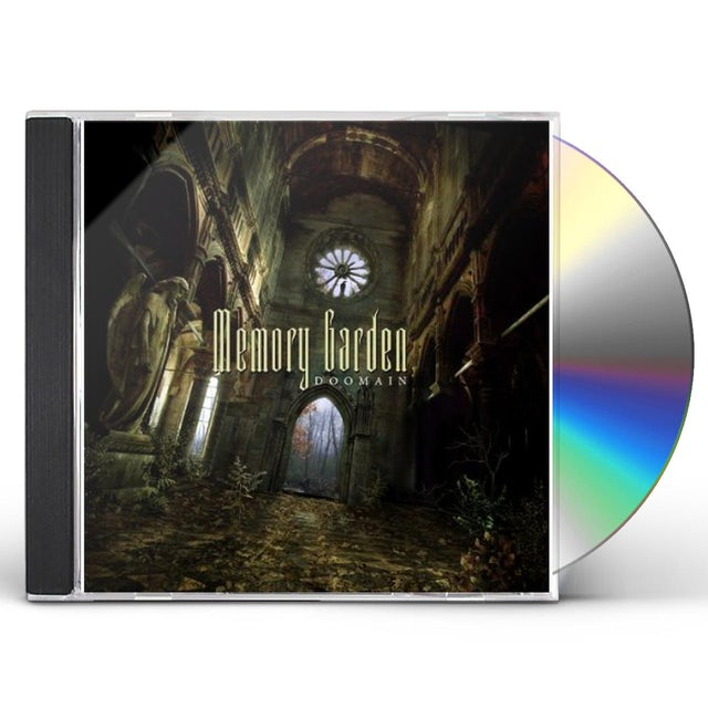 Memory Garden CD