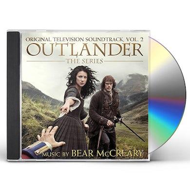 Bear McCreary OUTLANDER 2 / Original Soundtrack CD
