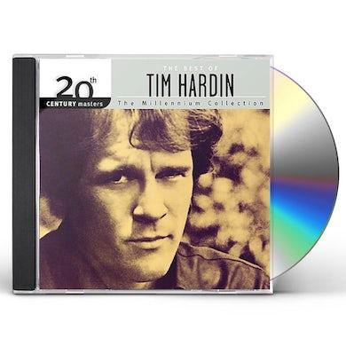 Tim Hardin 20TH CENTURY MASTERS: MILLENNIUM COLLECTION CD