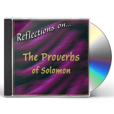 Matt Johnson REFLECTIONS ON THE PROVERBS OF SOLOMON CD