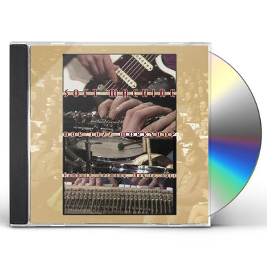 Soft Machine NDR JAZZ WORKSHOP GERMANY MAY 17 1973 CD
