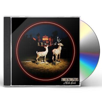 The Menzingers HELLO EXILE CD