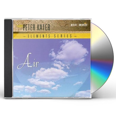 Peter Kater ELEMENTS SERIES: AIR CD