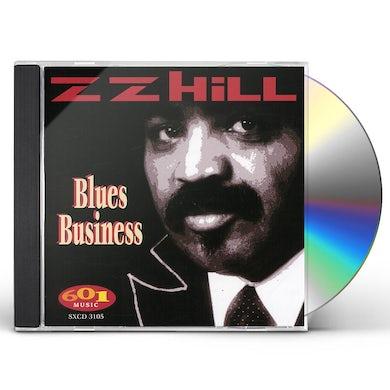 Z.Z. Hill BLUES BUSINESS CD