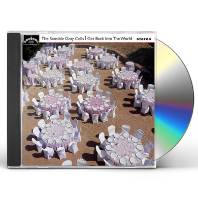 Sensible Gray Cells Get Back Into The World CD