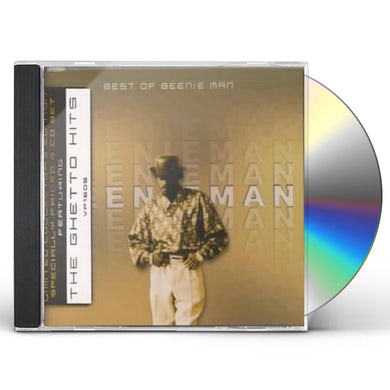 BEST OF BEENIE MAN COLLECTOR'S EDITION CD