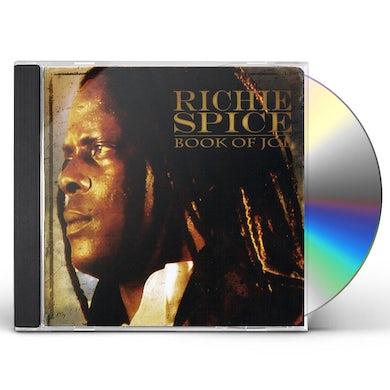 Richie Spice BOOK OF JOB CD