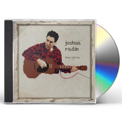 Joshua Radin HERE RIGHT NOW CD