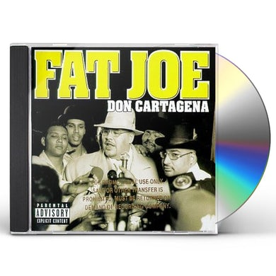 Fat Joe DON CARTAGENA CD