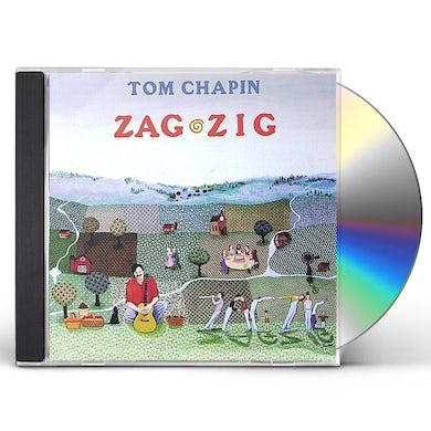Tom Chapin ZAG ZIG CD
