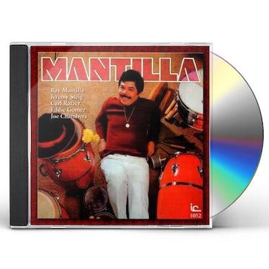 Ray Mantilla MANTILLA CD