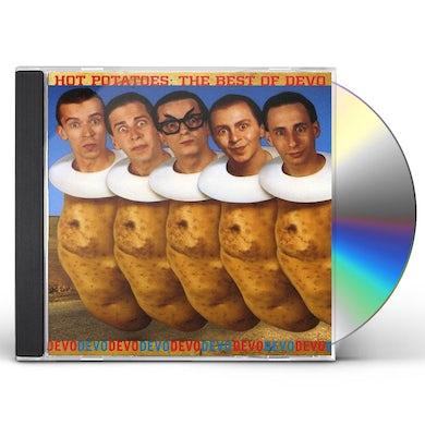 Devo HOT POTATOES: BEST OF CD