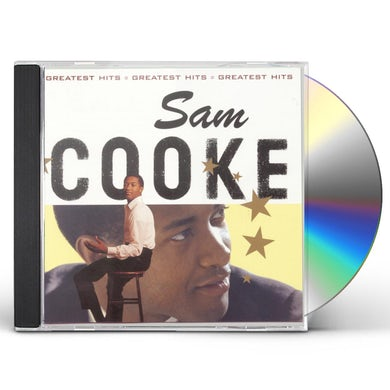 Sam Cooke GREATEST HITS CD