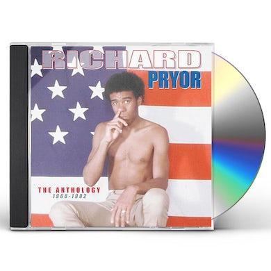 Richard Pryor ANTHOLOGY 1968-1992 CD