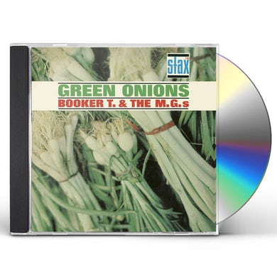 Booker T. & the M.G.'s GREEN ONIONS CD