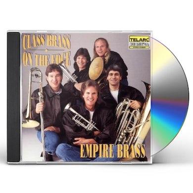 Empire Brass CLASS BRASS: ON THE EDGE CD