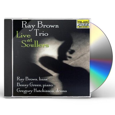 Ray Brown LIVE AT SCULLERS CD